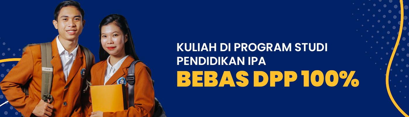 Bebas DPP Pendidikan IPA